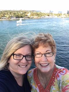 Mom and me cruise